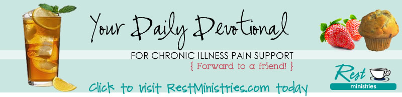Chronic Illness or Pain Daily Devotionals